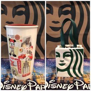 Disneyland Starbucks